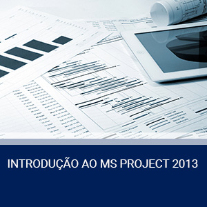 INTRODUÇÃO AO MS PROJECT 2013