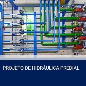 PROJETO DE HIDRÁULICA PREDIAL