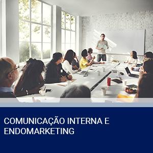 COMUNICAÇÃO INTERNA E ENDOMARKETING