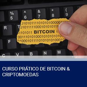 CURSO PRÁTICO DE BITCOIN & CRIPTOMOEDAS