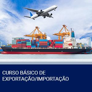 CURSO BÁSICO DE EXPORTAÇÃO/IMPORTAÇÃO