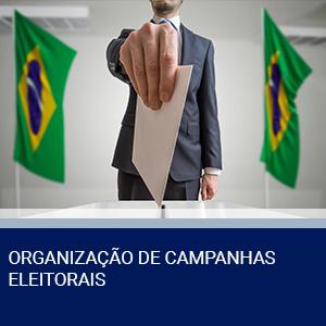 ORGANIZAÇÃO DE CAMPANHAS ELEITORAIS