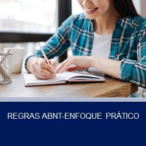 REGRAS ABNT-ENFOQUE PRÁTICO