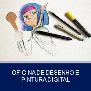 OFICINA DE DESENHO E PINTURA DIGITAL
